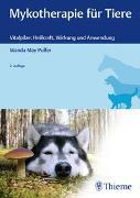 Cover-Bild zu Mykotherapie für Tiere von Pulfer, Wanda May