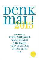 Cover-Bild zu Denk mal! 2015 (eBook) von Emcke, Carolin