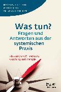Cover-Bild zu Was tun? Fragen und Antworten aus der systemischen Praxis von Fischer, Hans Rudi