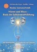 Cover-Bild zu Nieren und Blase - Basis der Selbstverwirklichung von Sonnenschmidt, Rosina