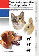 Cover-Bild zu Taschenkompendium Tierakupunktur 2 von Krokowski, Carola