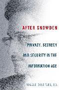 Cover-Bild zu After Snowden (eBook) von Goldfarb, Ronald