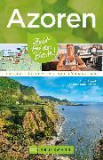 Cover-Bild zu Bruckmann Reiseführer Azoren: Zeit für das Beste (eBook) von Siegel, Brigitte