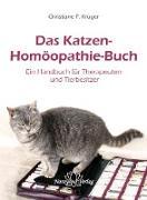 Cover-Bild zu Das Katzen-Homöopathie-Buch (eBook) von Krüger, Christiane P.
