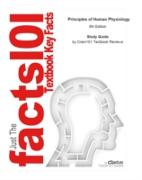 Cover-Bild zu Study Guide for Principles of Human Physiology (eBook) von Reviews, Cram101 Textbook
