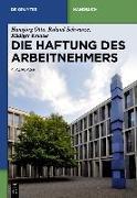 Cover-Bild zu Die Haftung des Arbeitnehmers von Otto, Hansjörg