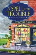 Cover-Bild zu eBook A Spell for Trouble