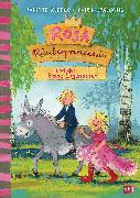 Cover-Bild zu Rosa Räuberprinzessin und der kleine Lügenbaron von Roeder, Annette