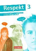 Cover-Bild zu Respekt 3. Allgemeine Ausgabe. Schülerbuch