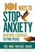Cover-Bild zu eBook 101 Ways to Stop Anxiety