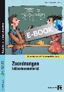 Cover-Bild zu Zuordnungen - Inklusionsmaterial (eBook) von Spellner, Cathrin