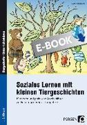 Cover-Bild zu Soziales Lernen mit kleinen Tiergeschichten (eBook) von Kirschbaum, Klara