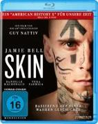 Cover-Bild zu Guy Nattiv (Reg.): Skin Blu Ray