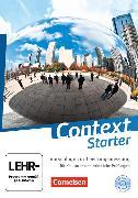 Cover-Bild zu Bank, Gunhild: Context Starter. Vorschläge zur Leistungsmessung