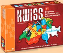 Cover-Bild zu KWISS - das geniale Kantonsquiz