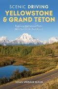 Cover-Bild zu eBook Scenic Driving Yellowstone & Grand Teton