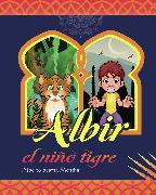 Cover-Bild zu eBook Albir, el niño tigre