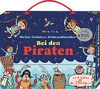Cover-Bild zu Meine liebsten Mitmachbücher: Bei den Piraten
