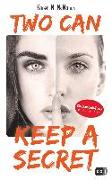 Cover-Bild zu Two can keep a secret
