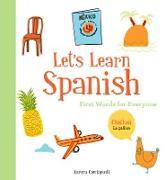 Cover-Bild zu Cacciapuoti, Aurora: Let's Learn Spanish (eBook)