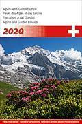 Cover-Bild zu Cal. Alpen- und Gartenblumen Ft. 14,8x22 2020