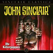 Cover-Bild zu John Sinclair Classics - Folge 39