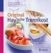 Cover-Bild zu Original Hay'sche Trennkost von Walb, Ludwig
