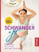 Cover-Bild zu Schwanger + fit von Trusch, Jennie