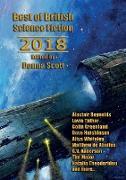 Cover-Bild zu Best of British Science Fiction 2018 von Reynolds, Alastair