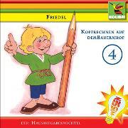 Cover-Bild zu Dultz-Klüver, Nicola: Friedel der Hausaufgabenwichtel 04 (Audio Download)