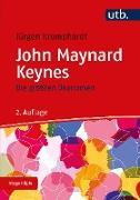 Cover-Bild zu John Maynard Keynes (eBook) von Kromphardt, Jürgen