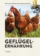 Cover-Bild zu Geflügelernährung von Jeroch, Heinz