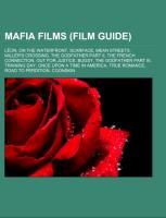 Cover-Bild zu Mafia films (Film Guide)