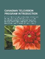 Cover-Bild zu Canadian television program Introduction