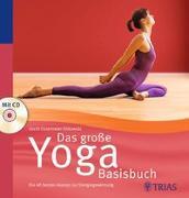 Cover-Bild zu Das große Yoga Basisbuch von Ostermeier-Sitkowski, Uschi