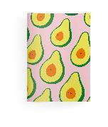 Cover-Bild zu Happy Fruits 10,5x14,8 cm - GreenLine Booklet - 48 Seiten, Punktraster und blanko - Softcover - gebunden