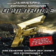 Cover-Bild zu Captain Future, Der Sternenkaiser, Folge 5: Das geheime Wissen der Ahnen (Audio Download) von Hamilton, Edmond