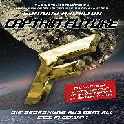 Cover-Bild zu Captain Future, Erde in Gefahr, Folge 1: Die Bedrohung aus dem All (Audio Download) von Hamilton, Edmond