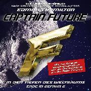 Cover-Bild zu Captain Future, Erde in Gefahr, Folge 6: In den Tiefen des Weltraums (Audio Download) von Hamilton, Edmond