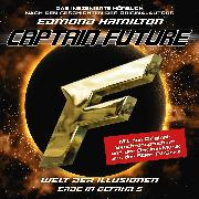 Cover-Bild zu Captain Future, Erde in Gefahr, Folge 5: Welt der Illusionen (Audio Download) von Hamilton, Edmond