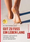 Cover-Bild zu Gut zu Fuß ein Leben lang von Larsen, Christian