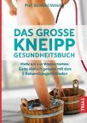 Cover-Bild zu Das große Kneipp-Gesundheitsbuch (eBook) von Hentschel, Hans-Dieter