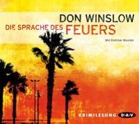 Cover-Bild zu Winslow, Don: Die Sprache des Feuers