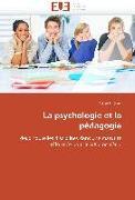 Cover-Bild zu La psychologie et la pédagogie von Robin-G