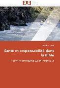 Cover-Bild zu Santé et responsabilité dans la Bible von Fontaine-M