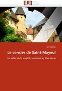 Cover-Bild zu Le censier de Saint-Mayeul von Taillefer-I