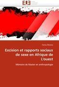 Cover-Bild zu Excision et rapports sociaux de sexe en Afrique de L'ouest von Oliveros-F