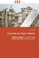 Cover-Bild zu L'arrivée de Paul à Rome von Nobel-L