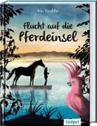 Cover-Bild zu Krabbe, Ina: Funkelsee - Flucht auf die Pferdeinsel