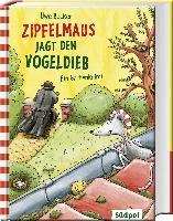 Cover-Bild zu Becker, Uwe: Zipfelmaus jagt den Vogeldieb - Ein Gartenkrimi